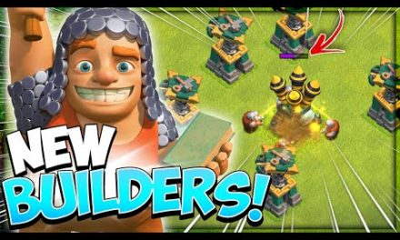 New Battle Builder Hut Guide | New Defense for TH14 | Clash of Clans Sneak Peek 3