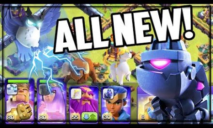 ALL NEW! Clash of Clans Town Hall 14 UPDATE – HERO PETS!