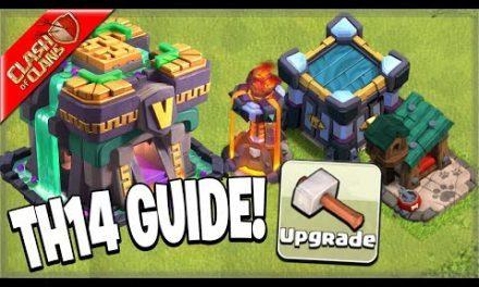 The COMPLETE TH14 Upgrade Priority Guide! (Clash of Clans)