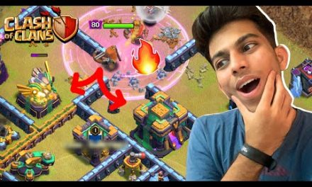 My First Town Hall 14 ( TH14 ) Attack Clash of Clans – COC