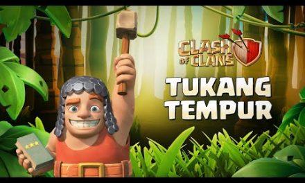 Beri jalan untuk TUKANG TEMPUR! (Clash of Clans)
