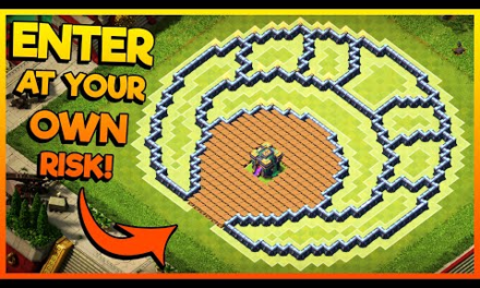 MOST EPIC TH14 FARMING/TROLL BASE + PROOF! – NEW CLASH OF CLANS UPDATE BASE