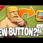 What's this NEW Button in Clash of Clans?!