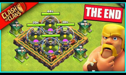 OMG… IT'S FINALLY OVER!! ▶️ Clash of Clans ◀️ WHAT NOW?