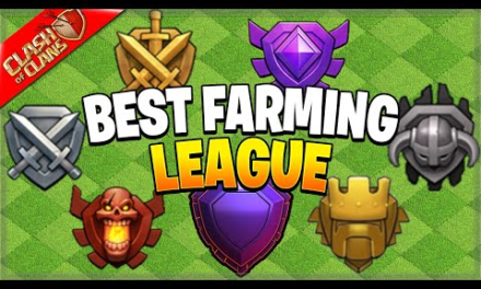 What League Should you Farm in? (Clash of Clans)