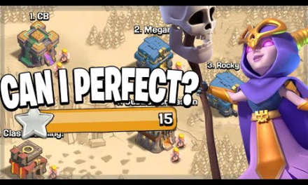 Going for the Perfect War while Sick 🤒 – 5v5 Friday (Clash of Clans)
