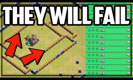 Town Hall 14 Base TRICKS ATTACKERS in Clash of Clans!