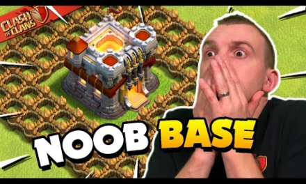 Attacking on My Worst Base in Clash of Clans!