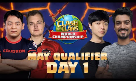 Clash Worlds May Qualifier Day 1 | Clash of Clans
