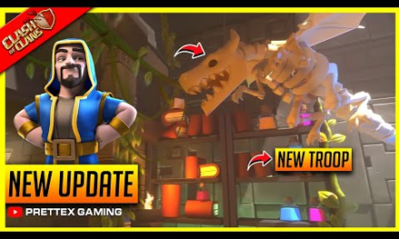Coc 2021 Update – Things Coming in New Update? (Offical Hints) Clash of Clans!