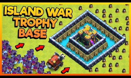 BEST ANTI 2 STAR TH14 WAR/TROPHY BASE + PROOF! – NEW CLASH OF CLANS UPDATE BASE