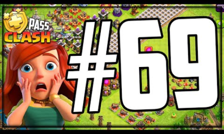 The MOST FREE GEMS EVER in Clash of Clans! Gold Pass Clash #69!