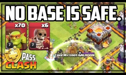 ALL The Loot, EVERY TIME! Gold Pass Clash of Clans Episode #64