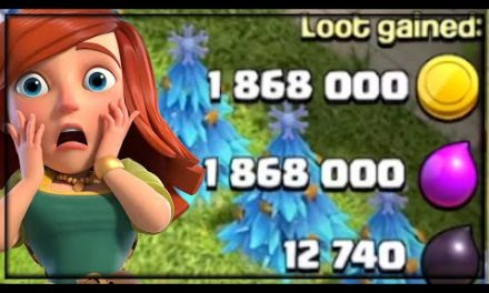 The BIGGEST RAID in Clash of Clans HISTORY! Town Hall 14!