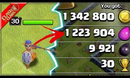 One Step Closer to a Max Town Hall 14! (Clash of Clans)