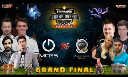 Grand Finals | MCES vs SPACESTATION GAMING – Stephanie Championship – Clash of Clans