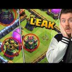 Nächstes Update kommt?   Supercell LEAKT Neue Level im Video   Clash of Clans deutsch