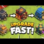 Secrets to Upgrade Faster in Clash of Clans!
