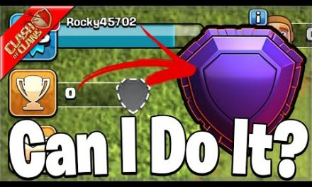 Push from 0 to 5k Trophies in 1 Stream! (Clash of Clans)