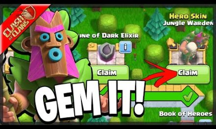 Gemming and Reviewing the May Gold Pass! (Clash of Clans)