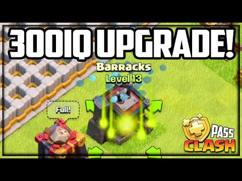 FASTER Armies – NOT Cheating! Clash of Clans Gold Pass Clash #65