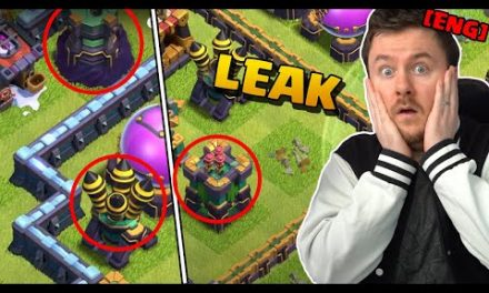 Next Update soon? | Supercell LEAKS new levels in video | Clash of Clans English