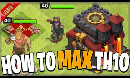 Everything You Need to know about Town Hall 10! (Clash of Clans)