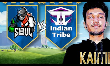 S8ul vs Indian Tribe – Friendly War | Clash of Clans – Coc