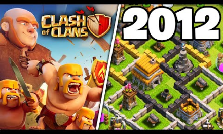 CLASH OF CLANS 9 YEARS LATER…