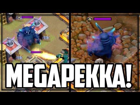 BEAT MEGAPEKKA! Clash of Clans UPDATE – Inferno Town!