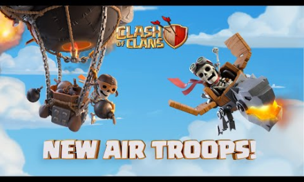 Summer Update Is Here! (Clash of Clans Official)