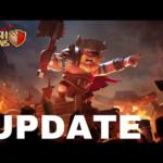 UPDATE HÈ 2021 Ä�ẾN THẬT Rá»'I – Clash of clans | Akari Gaming