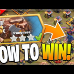 How to EASILY beat the Inferno Town Challenge! (Clash of Clans)