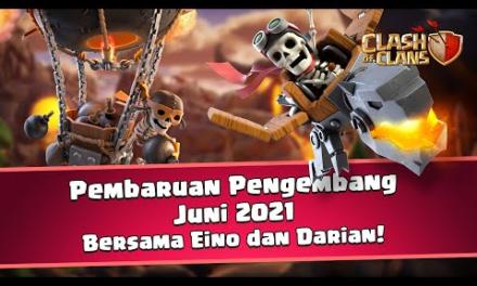 Pembaruan Pengembang Juni 2021 – Clash of Clans