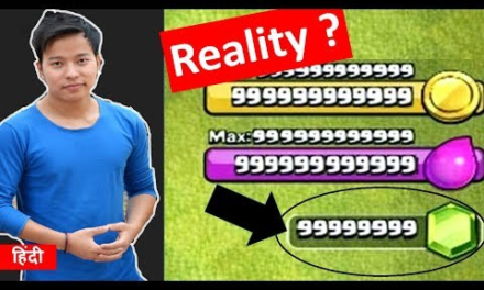 Reality Explained : Clash of Clans Game |Unlimited Gems
