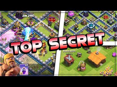 THE SECRET TO CLASH OF CLANS…