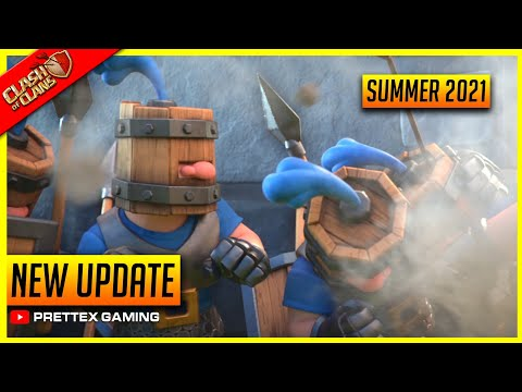 Coc 2021 Update – Things Confirmed for Upcoming New Update in Clash of Clans!