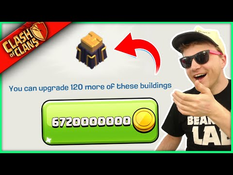 the MOST OVERPRICED WALLS IN CLASH OF CLANS HISTORY… EXCEPT NOW THERES 120 MORE AND I'M BROKE.
