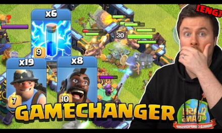 PROs make QC HYBRID work with this TRICK | Clash of Clans