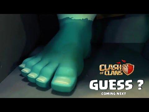 New Hidden Update in Clash of Clans