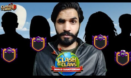 1 More Step For World championship    Clash of Clans-Coc