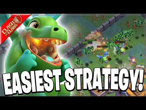 The Easiest Builder Base Army EVER! (Clash of Clans)