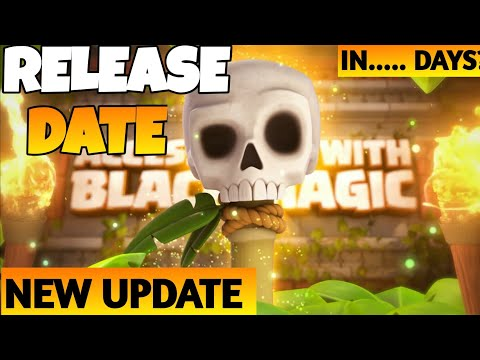 Coc 2021 Update – Summer Update Release Date Confirmed? Clash of Clans!