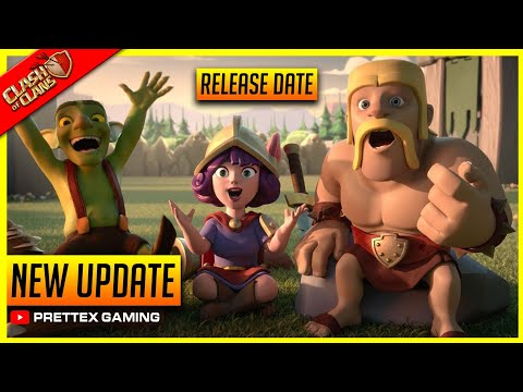 Coc 2021 Update – New Summer Update is Coming? (Official Hints) Clash of Clans!