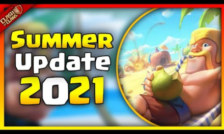 Coc Summer Update 2021   New Troop   Coc New Update   Clash Of Clans