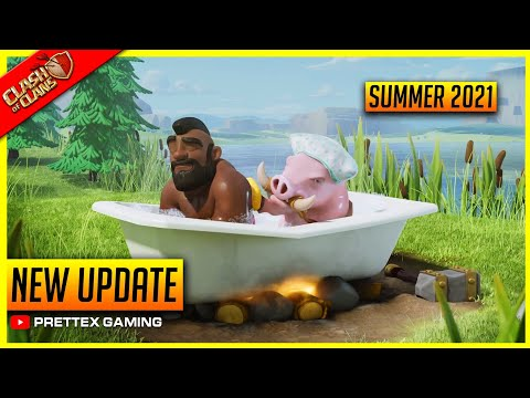 Coc 2021 Update – Things Coming in New Update!? (Offical Hints) Clash of Clans!