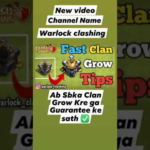 clash of clan Tips And Tricks