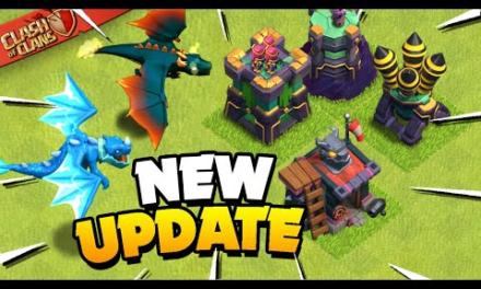 Update Sneak Peeks – New Troop and Defense Levels (Clash of Clans)