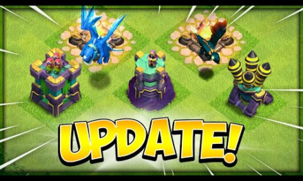 NEW Levels Are Here! Upcoming Summer Update 2021 Info (Clash of Clans)