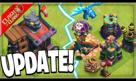 THE SUMMER UPDATE IS COMING! (Clash of Clans)